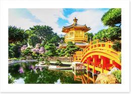 Asia Art Print 189368901