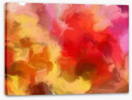 Abstract Stretched Canvas 191692577
