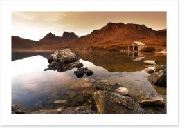 Cradle Mountain calm