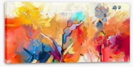 Abstract Stretched Canvas 197149932