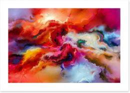 Abstract Art Print 198006191