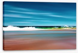 Contemporary Stretched Canvas 206089395