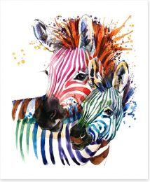 Animals Art Print 208409290