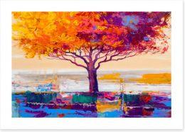 Autumn Art Print 213955813