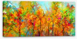 Autumn Stretched Canvas 215045461