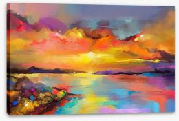 Impressionist Stretched Canvas 215045631
