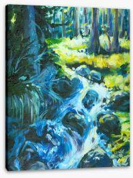Landscapes Stretched Canvas 21594143