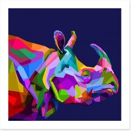 Animals Art Print 216792107