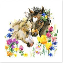 Animals Art Print 218068387