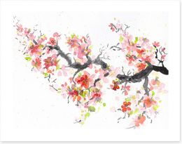 Spring Art Print 220123355
