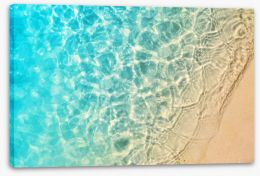 Beaches Stretched Canvas 220133749