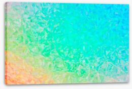 Abstract Stretched Canvas 220368832