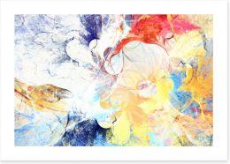 Abstract Art Print 222436497