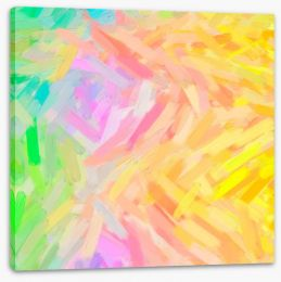 Abstract Stretched Canvas 226774415