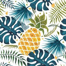 Pineapple palms