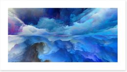 Abstract Art Print 230137324