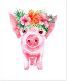 Animals Art Print 245365528