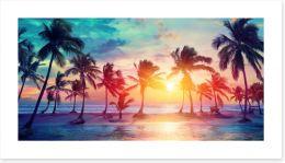 Summer Art Print 245426400