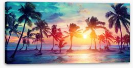 Summer Stretched Canvas 245426400