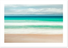 Beaches Art Print 245724104