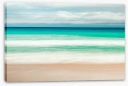 Beaches Stretched Canvas 245724104