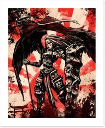Japanese Art Art Print 249689430