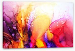 Abstract Stretched Canvas 250515480