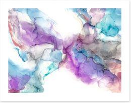 Abstract Art Print 251597195