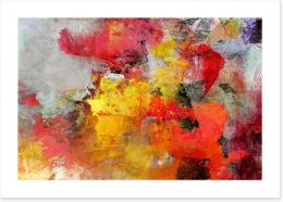 Abstract Art Print 252216870