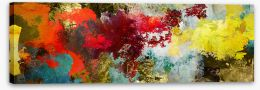 Abstract Stretched Canvas 254674652