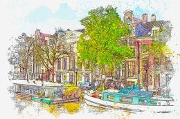 Amsterdam afternoon
