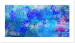 Abstract Art Print 255358505