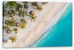 Beaches Stretched Canvas 255835152