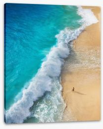 Beaches Stretched Canvas 265218602