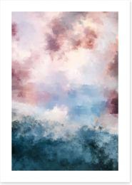 Abstract Art Print 266843374