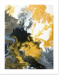 Abstract Art Print 266945200