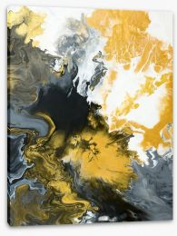 Abstract Stretched Canvas 266945200