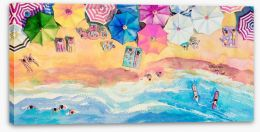 Beaches Stretched Canvas 268270520