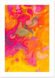 Summer Art Print 270233418