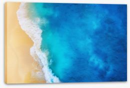 Beaches Stretched Canvas 271552447