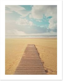 Beaches Art Print 272836218