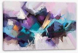 Abstract Stretched Canvas 274681258