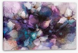 Abstract Stretched Canvas 274681267