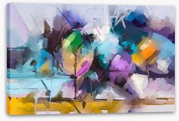 Abstract Stretched Canvas 276271518