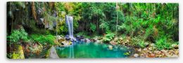 Waterfalls Stretched Canvas 278040299