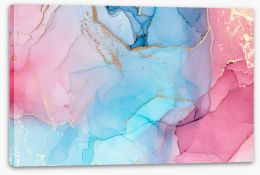 Abstract Stretched Canvas 281947807