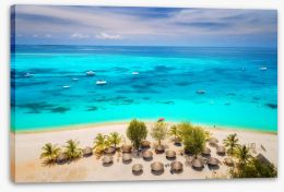 Beaches Stretched Canvas 286308842