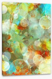 Abstract Stretched Canvas 34279031