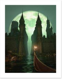 Gothic Art Print 42494458