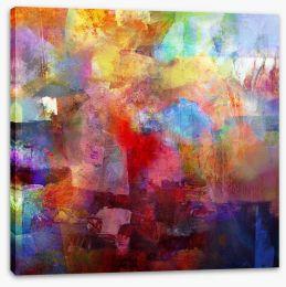 Elation Stretched Canvas 48818320